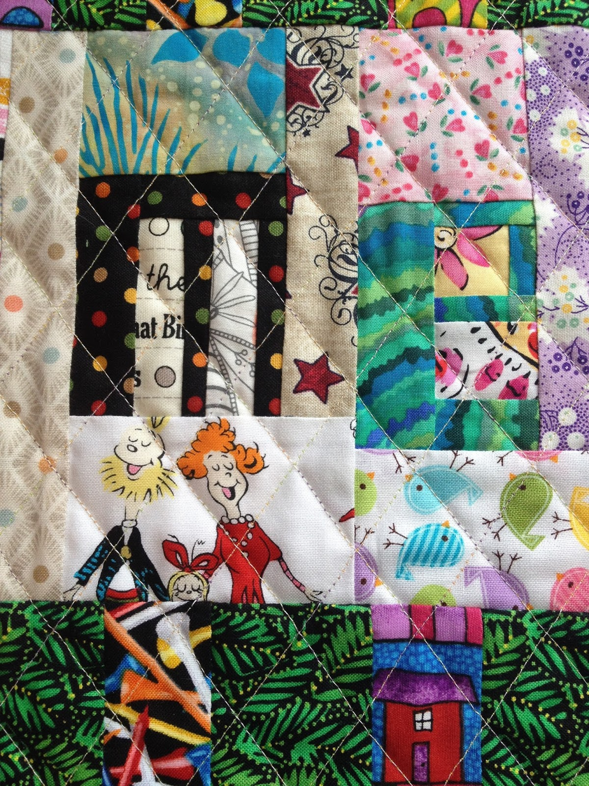 Susan S Quilt Creations Word Quilt For 2016 Quot Re Home Quot