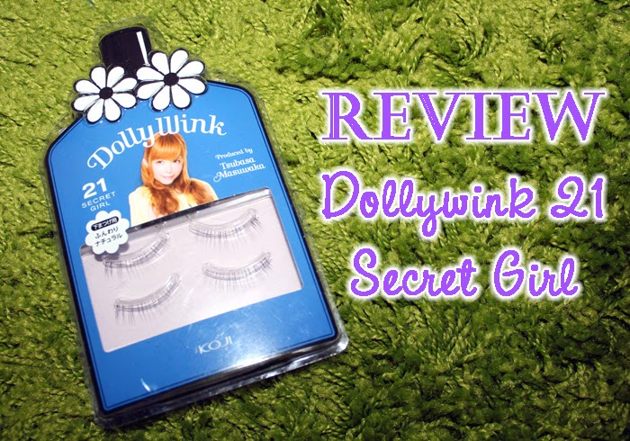 3eaea09e38e Kellykonomi.com ♪ Let's be pretty together: [Review] Dolly Wink No ...
