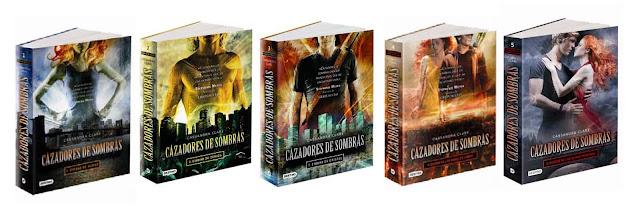Resultado de imagen para cassandra clare libros cazadores de sombras