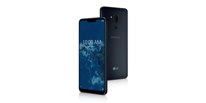 LG G7 One officially announced with pure Android experience