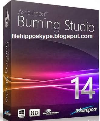 Ashampoo Burning Studio Latest Version Filehippo - Download