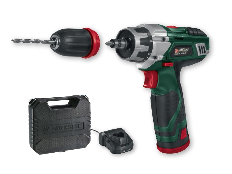 Parkside Cordless Drill Lidl Opinions Products
