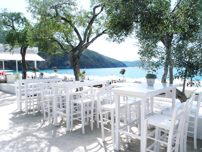 Lichnos beach in Parga.Lihnos plaza Parga.Must-see in Parga.Parga beaches.Lichnos beach hotel & resort.