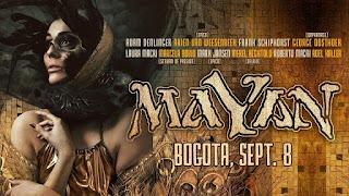 Concierto de MaYaN en Bogotá, Colombia 2019