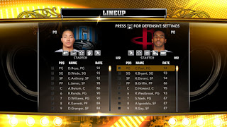 NBA 2K13 All-Star Game Mod Patch PC