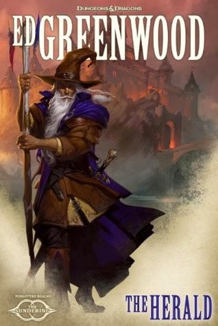 The Herald (The Sundering #6) by Ed Greenwood