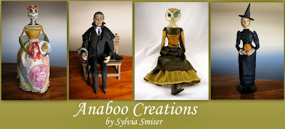 Victorian Gothic Shopping: Anaboo Creations by Sylvia Smiser