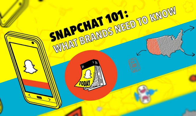 Snapchat For Business: What You Must Know [Infographic]