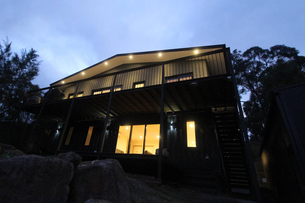 Shipping container homes yarra valley shipping container for House builders in victoria