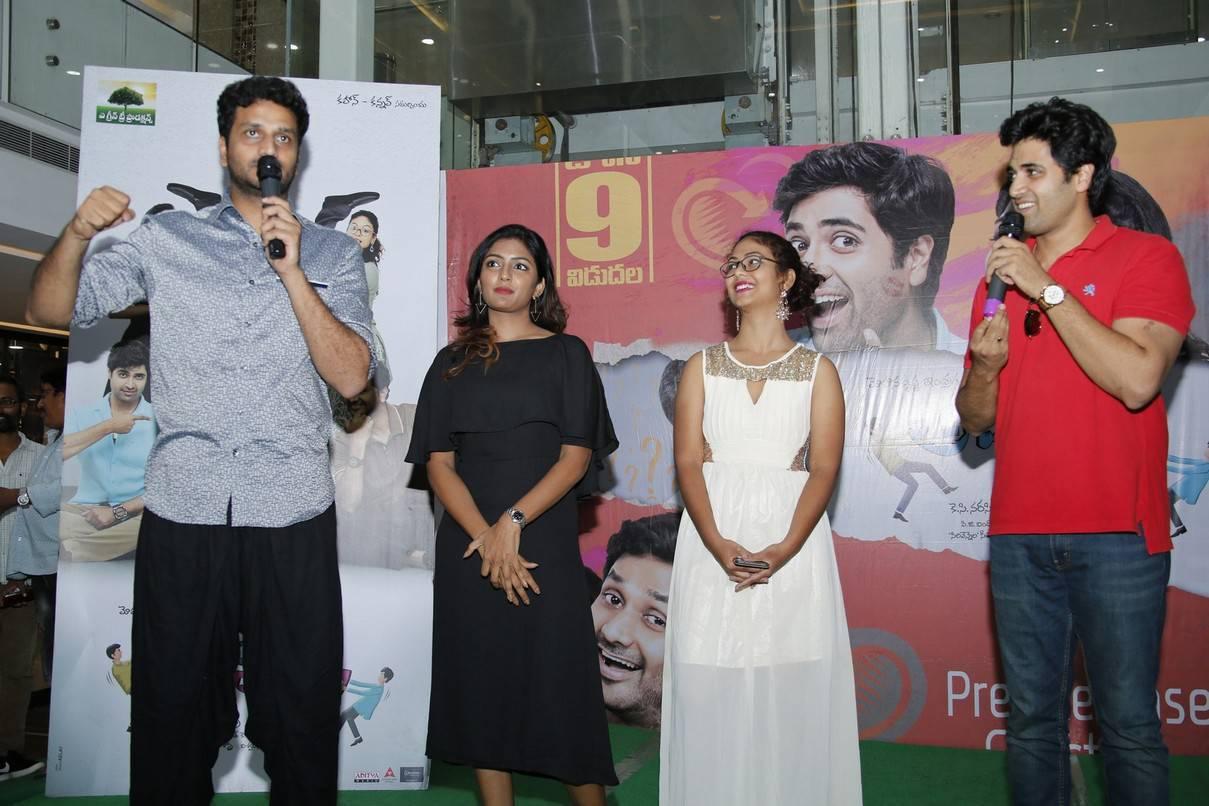 Ami Thumi Team Promotions At Trendset Mall In Vijayawada