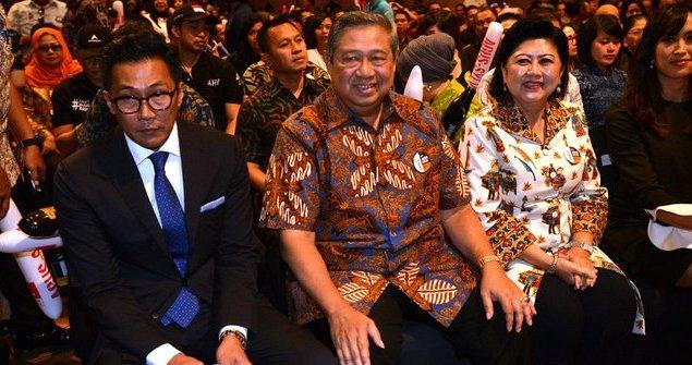 PDIP sebut SBY intervensi kasus Ahok demi dongkrak Agus Yudhoyono