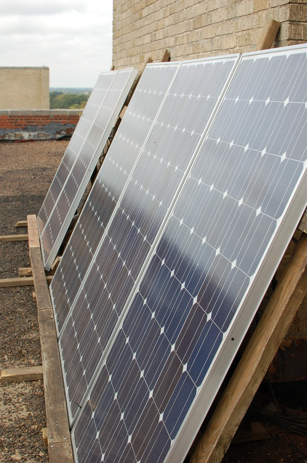 Solar Panels Have Been A Large Part Of The California Market And Recent Study Was Conducted In San Go Area On