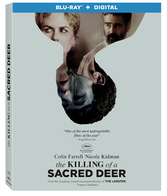 The Killing of a Sacred Deer 2017 Eng 720p BRRip 550Mb ESub HEVC x265