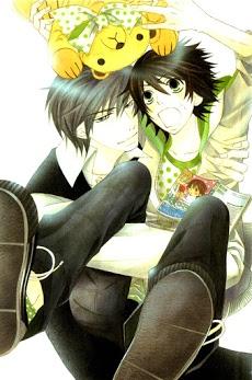 Junjou Romantica Và Câu Chuyện Lẻ Tẻ