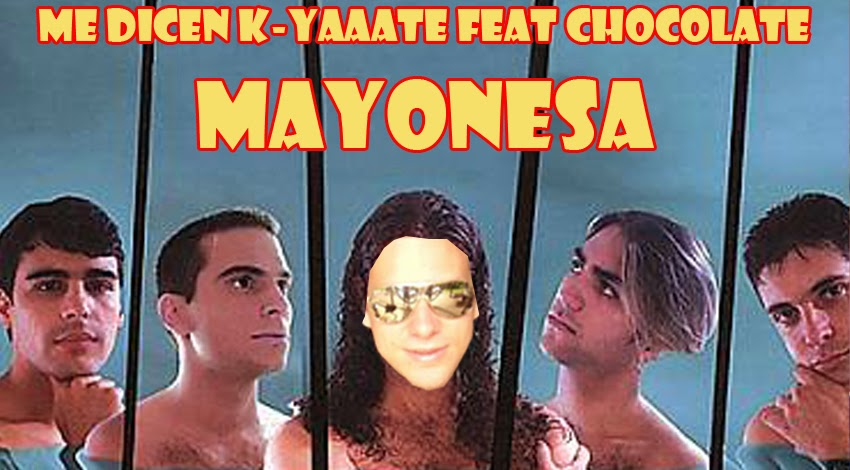 Chocolate Mayonesa Humor