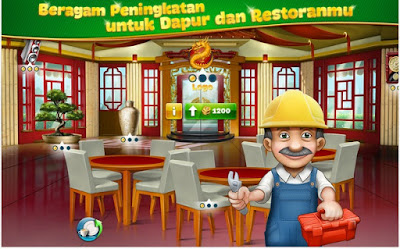Pada kesempatan ini aku akan share Game Mod Apk bergenre Arcade adalah Cooking Fever Cooking Fever v2.9.0 MOD APK for Android (Unlimited Money+Gems)