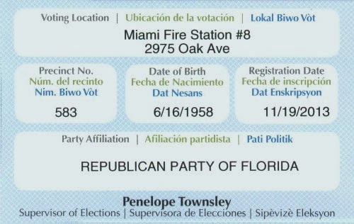 Voter Eligibility in Florida