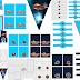 Beyblade: Kit para Imprimir Gratis.