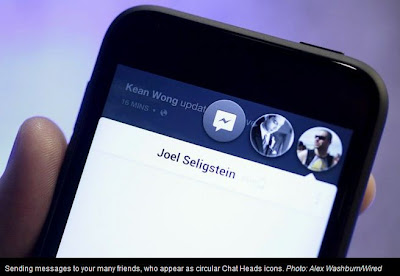 facebook+news+2 - New facebook App with great features on android