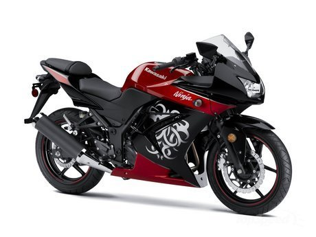 Auto Motor Speed Kawasaki Ninja 250r