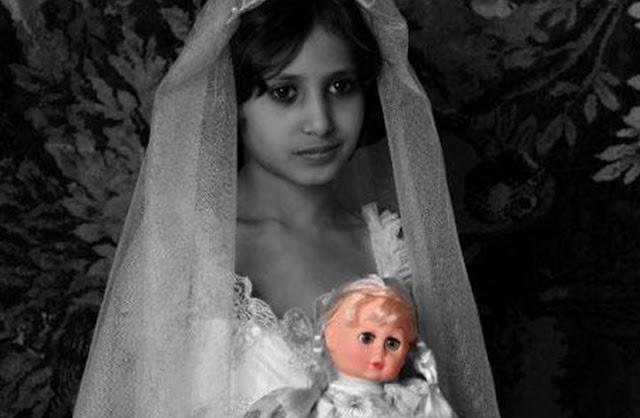 زواج القاصرات جريمة جهل مجتمعي