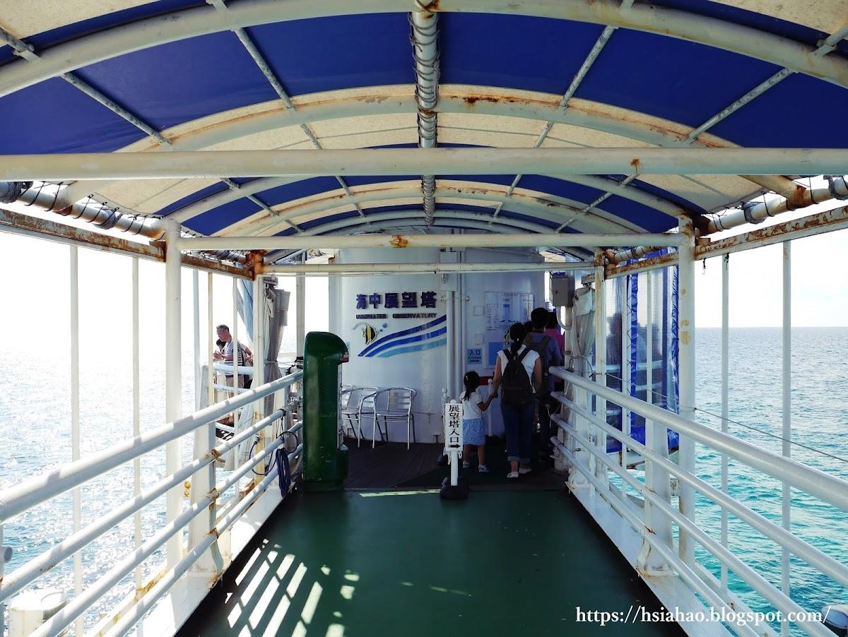 沖繩-推薦-景點-部瀨名海中公園-海中展望塔-玻璃船-ブセナ海中公園-自由行-旅遊-Okinawa-busena-park