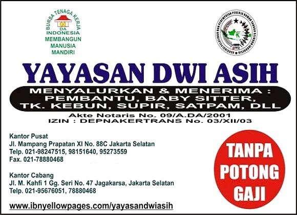 Yayasan Penyalur Pembantu Profesional