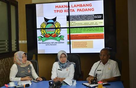Temuan TPID, Pasar Murah Bantu Turunkan Inflasi di Kota Padang