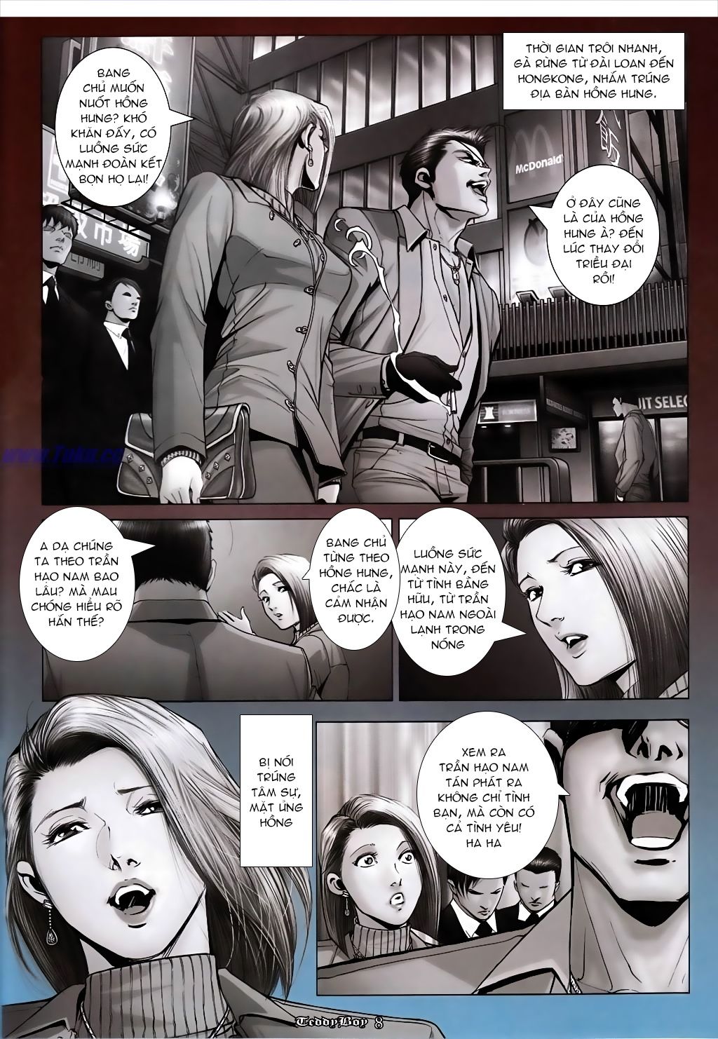 Người Trong Giang Hồ Chap 1023 - Truyen.Chap.VN