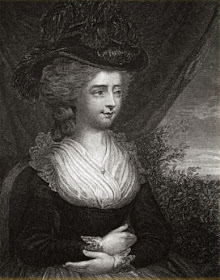 Fanny Burney  from Diary and letters of Madame D'Arblay (1846)