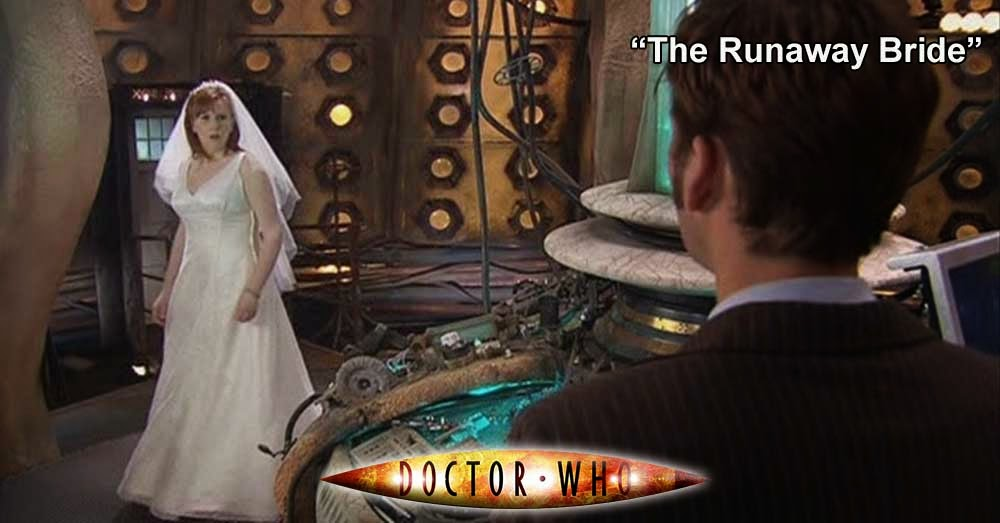 Doctor Who 178: The Runaway Bride