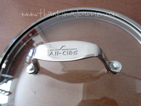 All-Clad lid