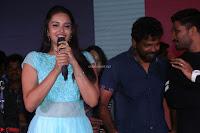 Pujita Ponnada in transparent sky blue dress at Darshakudu pre release ~  Exclusive Celebrities Galleries 039.JPG