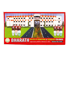 BHARATH COLLEGE OF ENGINEERING &;TECHNOLOGY FOR WOMEN