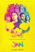 Jinn (2019) Season 1 Dual Audio [Hindi-DD5.1] 720p HDRip ESubs Download