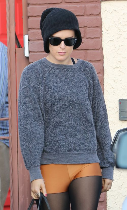 The hater keep dissing | After DWTS win: Rumer Willis is still bullied!
