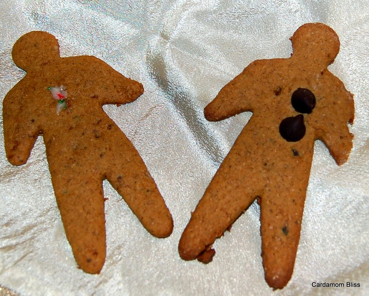 Ginger Bread Men