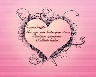 nişanlıya sevgililer günü mesajları