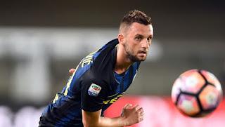 Inter frattura per Brozovic rischia tre partite Serie A