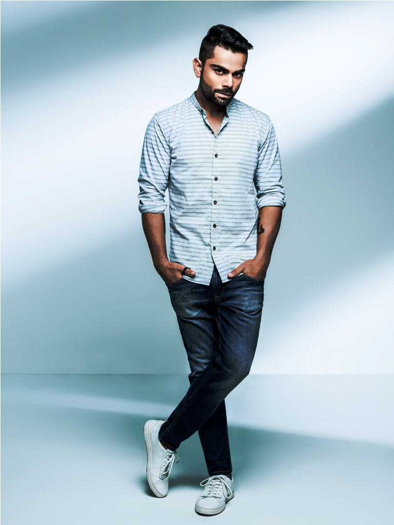 Wrogn Fashion Store Curated By Virat Kohli Opens In Mumbai