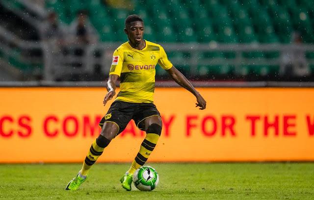 Ousmane Dembele công khai muốn đến Barcelona