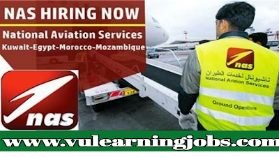 National Aviation Services (NAS) Jobs - NAS Services   Kuwait-Egypt-Morocco-Mozambique