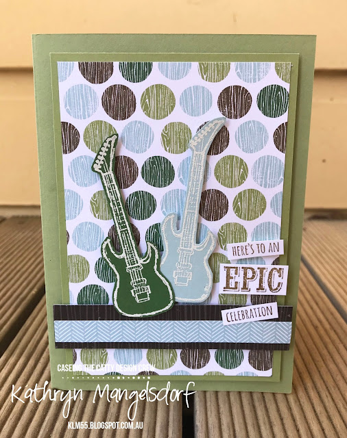 Stampin' Up! Epic Celebrations, Sale-A-Bration created by Kathryn Mangelsdorf