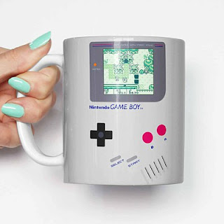 Nintendo Game Boy Mug