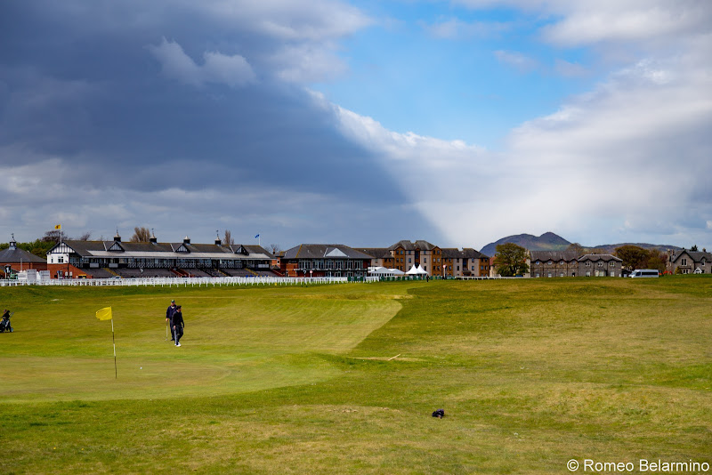 Musselburgh Links Course Top Scottish Golf Courses