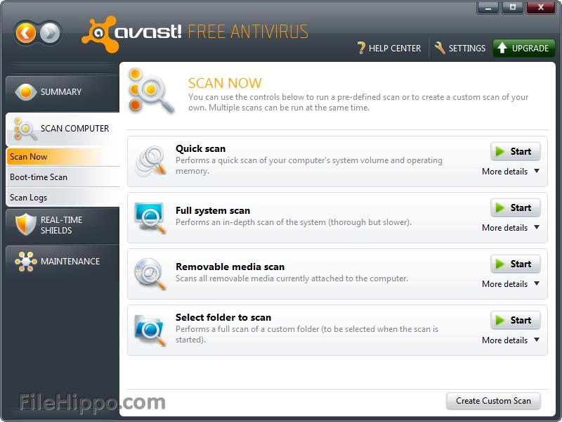 avast free antivirus 2017 serial number