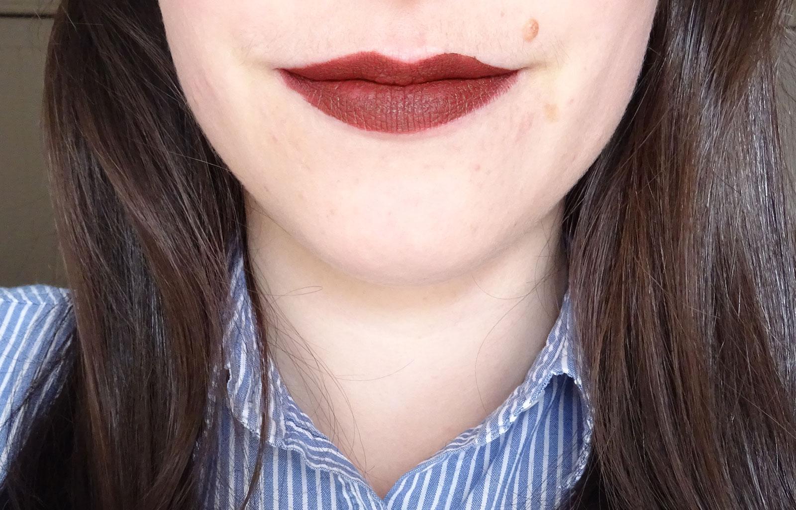 Rouge à lèvres liquide Moodstruck Splash younique