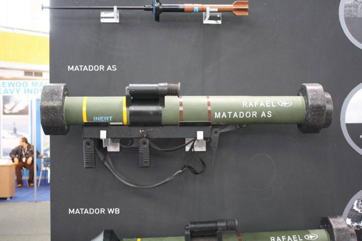 Senjata Matador Rocket Launcher