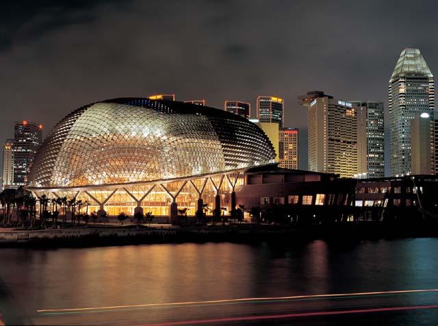 esplanade theatre singapore - photo #2