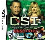 CSI - Unsolved